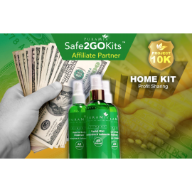 Home SanOtizer™ Pk - Affiliate Partner -$327.99 + $19.99