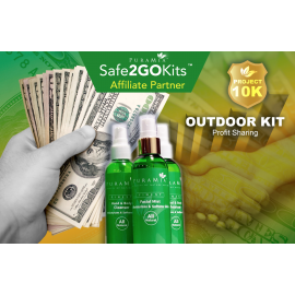 Outdoor SanOtizer™ Pkg- Affiliate Partner - $199.99 + $19.99