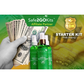 Starter SanOtizer™ Pkg- Affiliate Partner $81.99 + $19.99