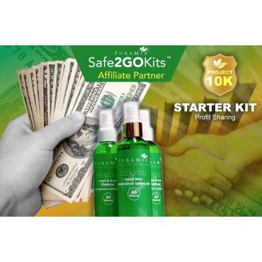 Starter SanOtizer™ Pkg- Affiliate Partner $81.99 + $19.99